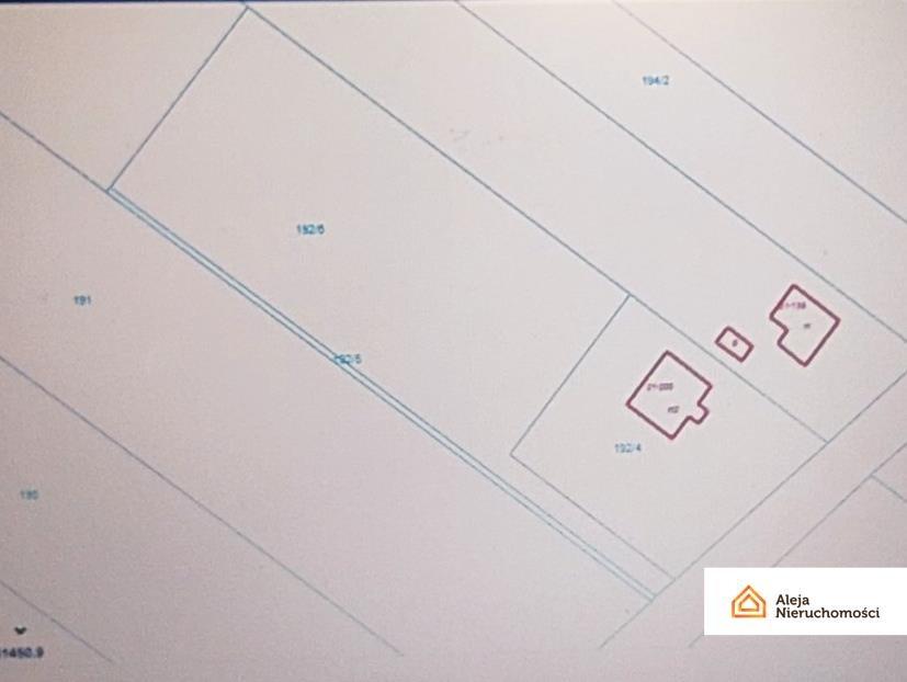 Działka budowlana na sprzedaż Wola Przedborska  2884m2 Foto 2