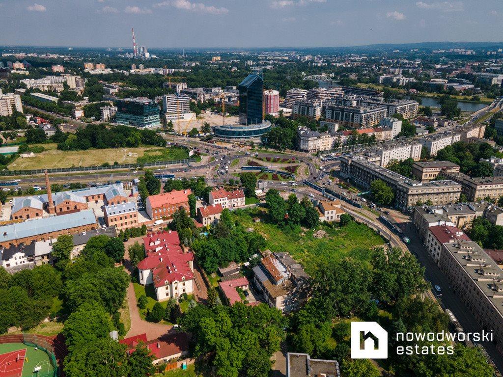 Działka budowlana na sprzedaż Kraków, Grzegórzki, Grzegórzki, Grzegórzecka  1396m2 Foto 6
