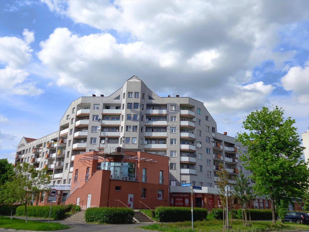Mieszkanie trzypokojowe na sprzedaż Wrocław, Psie Pole, Różanka, Chorwacka  62m2 Foto 11