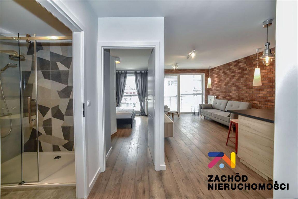 Mieszkanie dwupokojowe na wynajem Zielona Góra, Jędrzychów, Emilii Plater  43m2 Foto 6