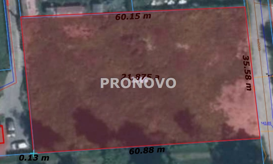 Działka budowlana na sprzedaż Golędzinów, Golędzinów  2200m2 Foto 6