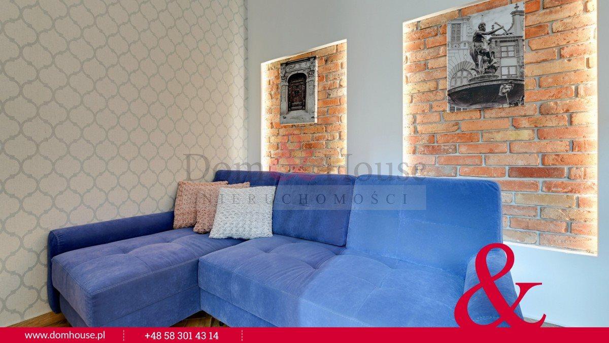 Mieszkanie dwupokojowe na wynajem Gdańsk, Śródmieście, Ogarna  27m2 Foto 11