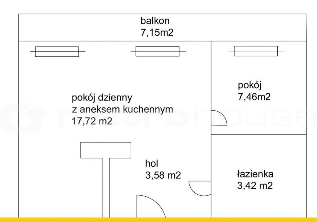 Mieszkanie dwupokojowe na sprzedaż Warszawa, Wola, Kasprzaka  32m2 Foto 11