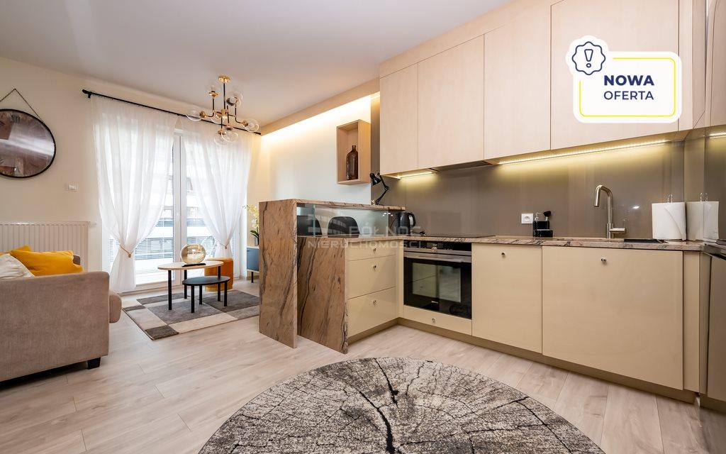 Mieszkanie dwupokojowe na wynajem Białystok, Centrum, Jurowiecka  36m2 Foto 1