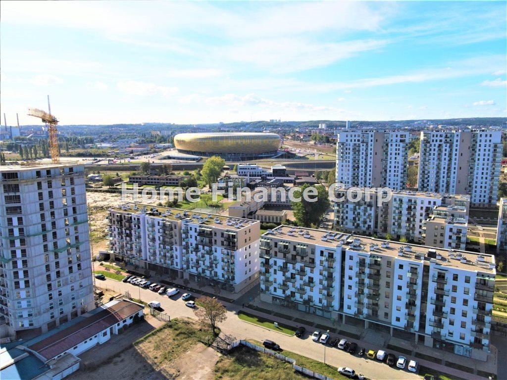 Mieszkanie dwupokojowe na sprzedaż Gdańsk, Letnica  43m2 Foto 5