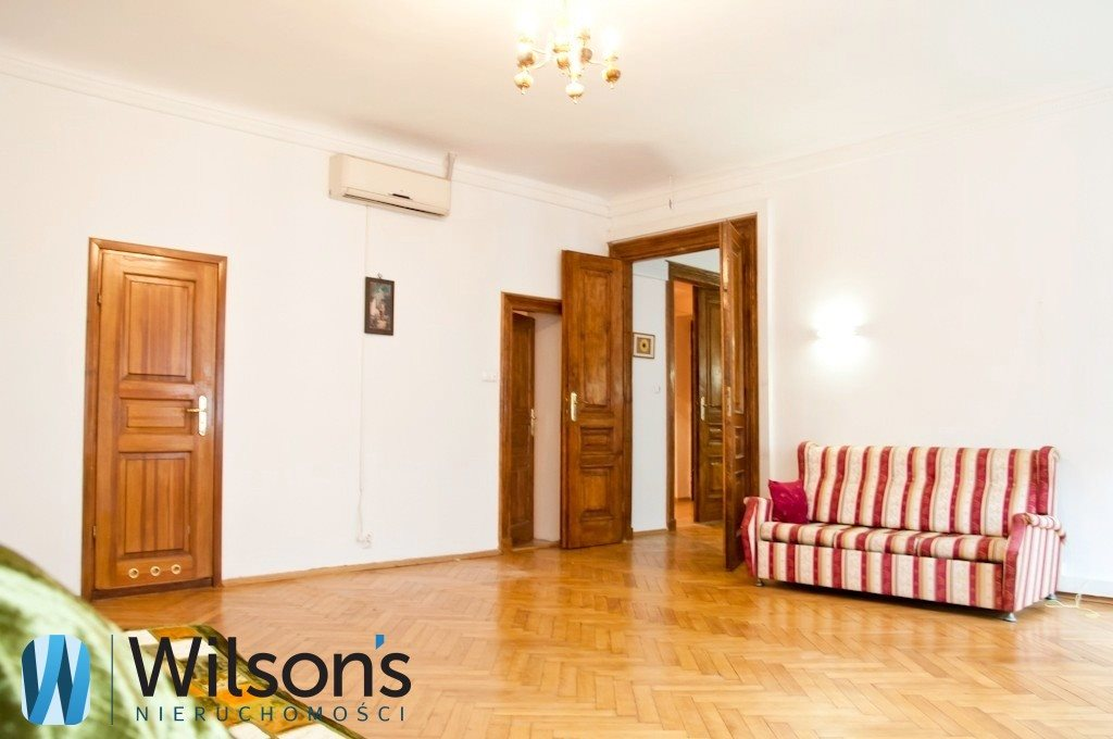 Mieszkanie trzypokojowe na sprzedaż Warszawa, Śródmieście, Nowogrodzka  99m2 Foto 4