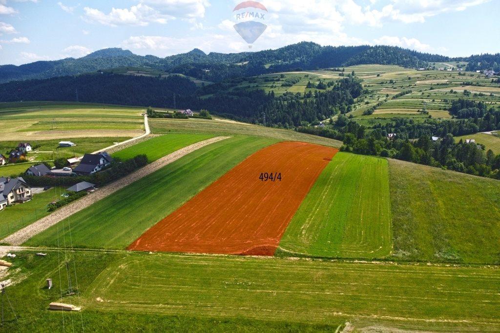 Działka rolna na sprzedaż Grywałd  8096m2 Foto 2