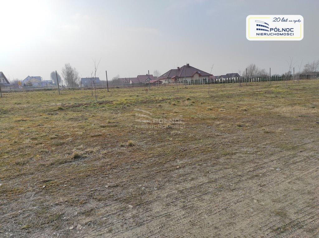 Działka komercyjna na sprzedaż Gniewomirowice  10000m2 Foto 1