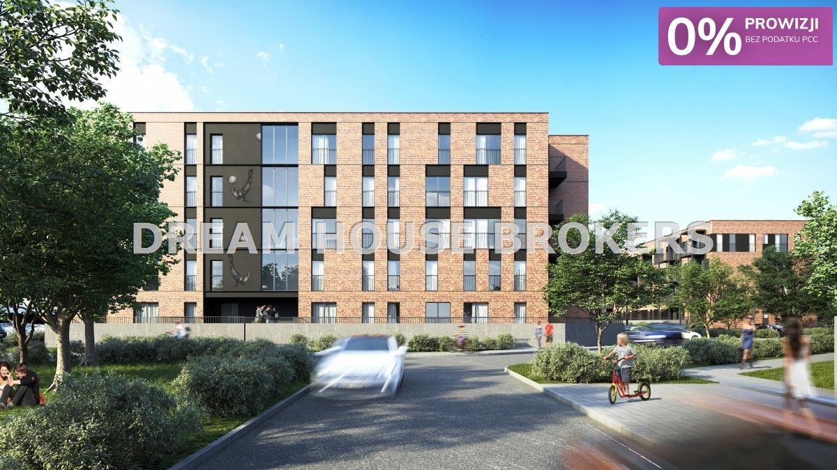 Mieszkanie trzypokojowe na sprzedaż Krasne  55m2 Foto 1
