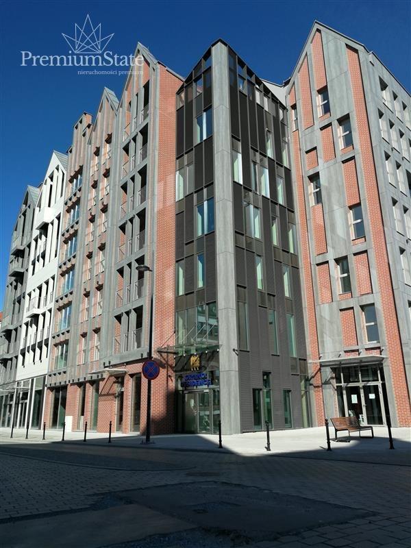 Mieszkanie dwupokojowe na sprzedaż Gdańsk, Śródmieście, Grano, Chmielna  48m2 Foto 10