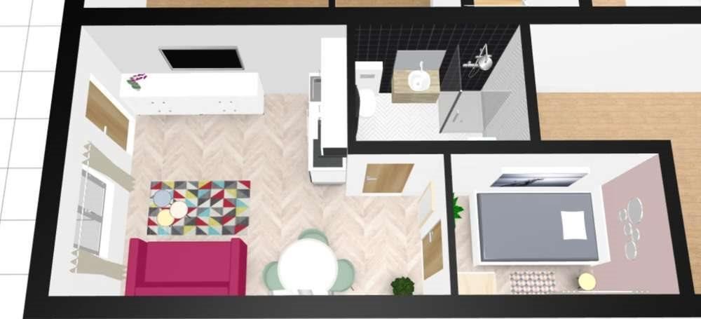 Mieszkanie dwupokojowe na sprzedaż Bydgoszcz, Śródmieście  28m2 Foto 4