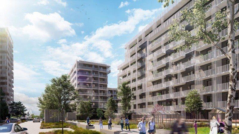 Mieszkanie trzypokojowe na sprzedaż Warszawa, Wola, J. Ordona  72m2 Foto 3