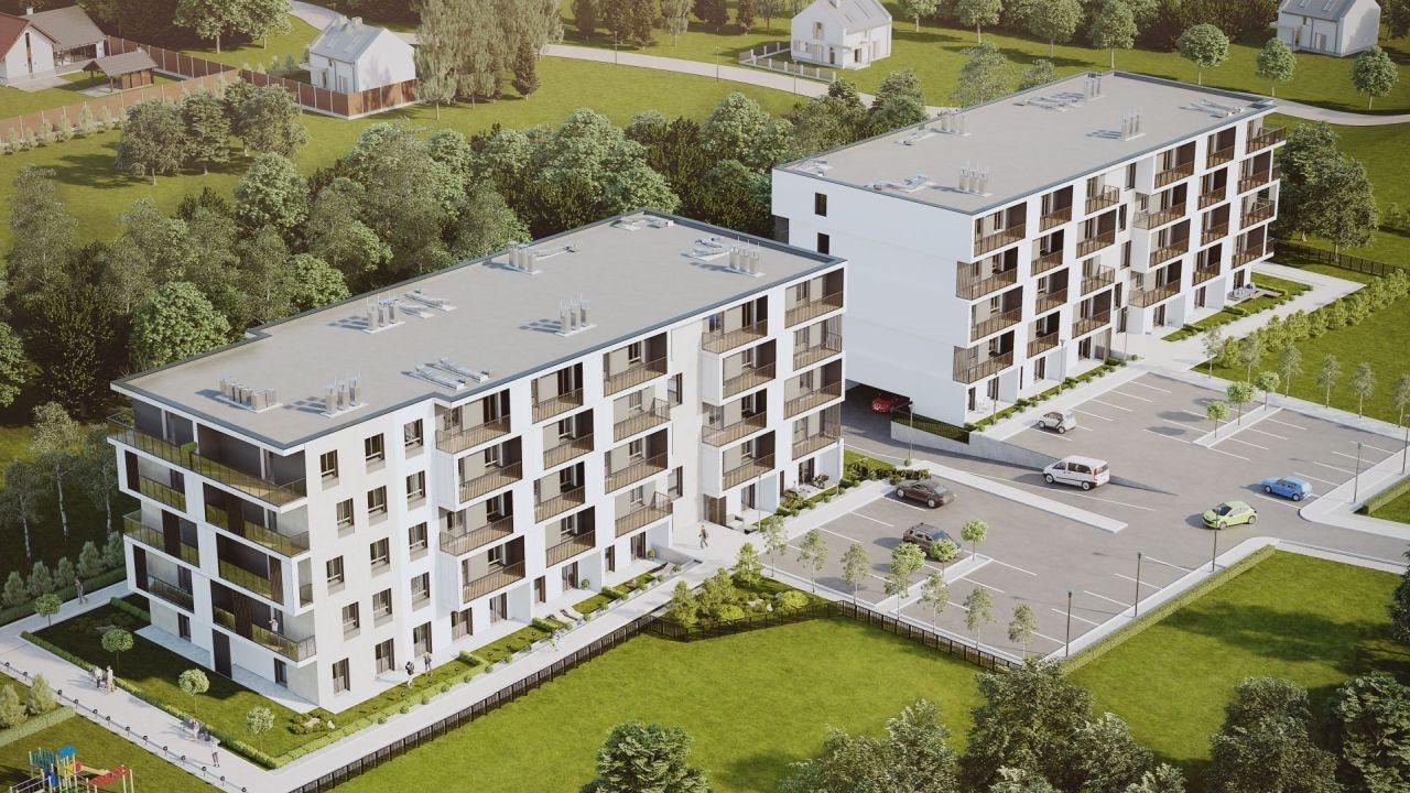 Mieszkanie dwupokojowe na sprzedaż Czechowice-Dziedzice, Legionów  34m2 Foto 9