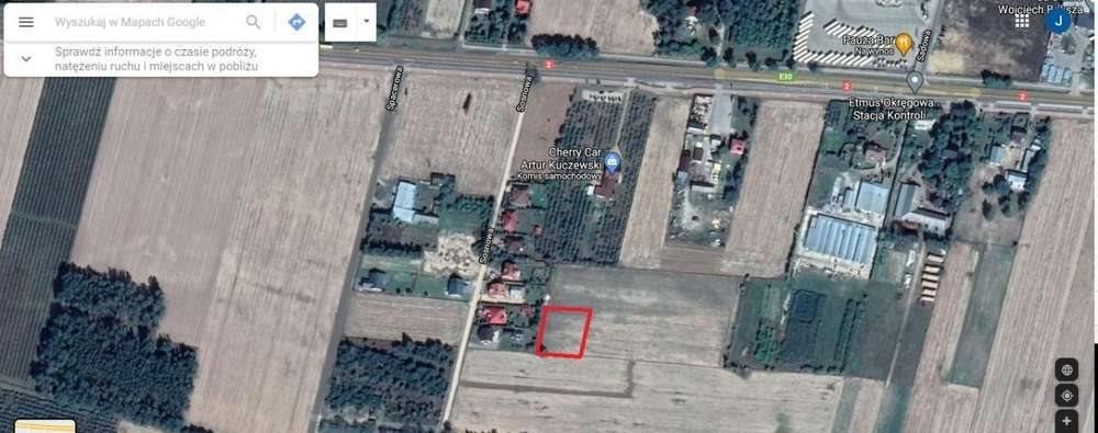 Działka budowlana na sprzedaż Styrzyniec, Sosnowa  1214m2 Foto 2