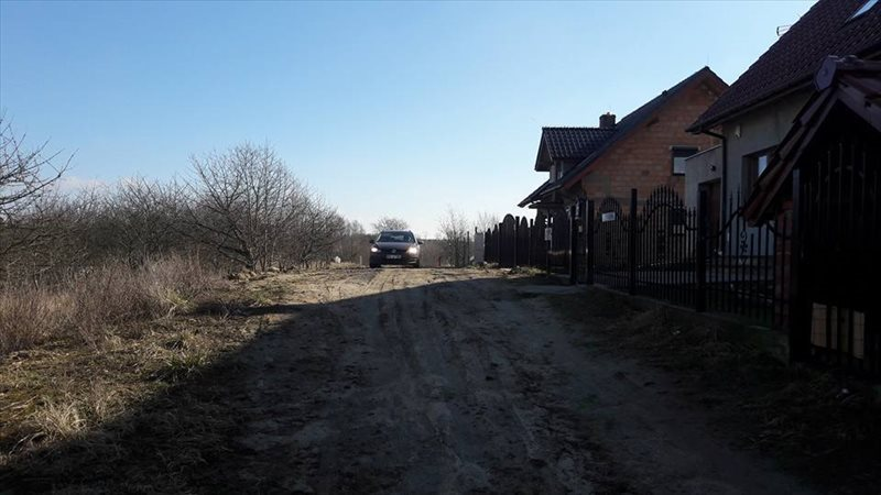 Działka budowlana na sprzedaż Gryfino  1181m2 Foto 1