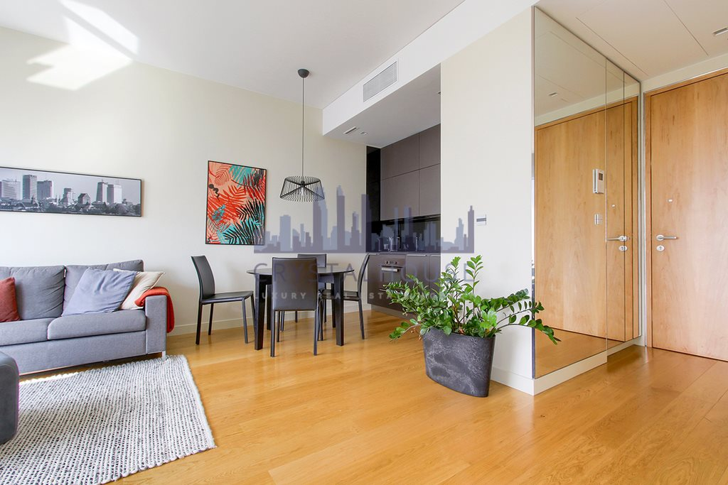 Mieszkanie dwupokojowe na sprzedaż Warszawa, Śródmieście, Twarda  53m2 Foto 3