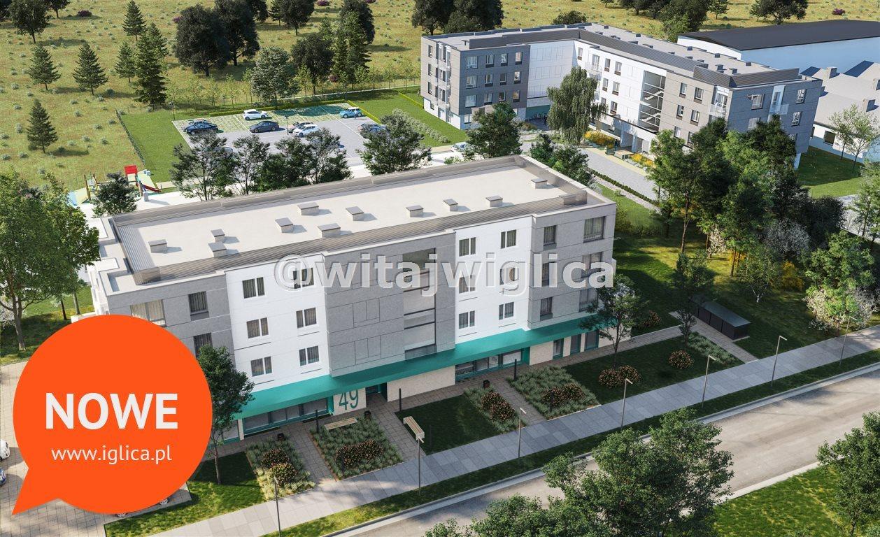 Mieszkanie trzypokojowe na sprzedaż Wrocław, Psie Pole, Sołtysowice, Poprzeczna  62m2 Foto 3