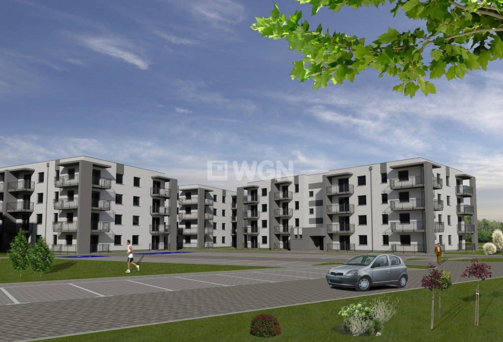 Mieszkanie trzypokojowe na sprzedaż Ostrów Wielkopolski, Wenecja, Grunwaldzka  53m2 Foto 1