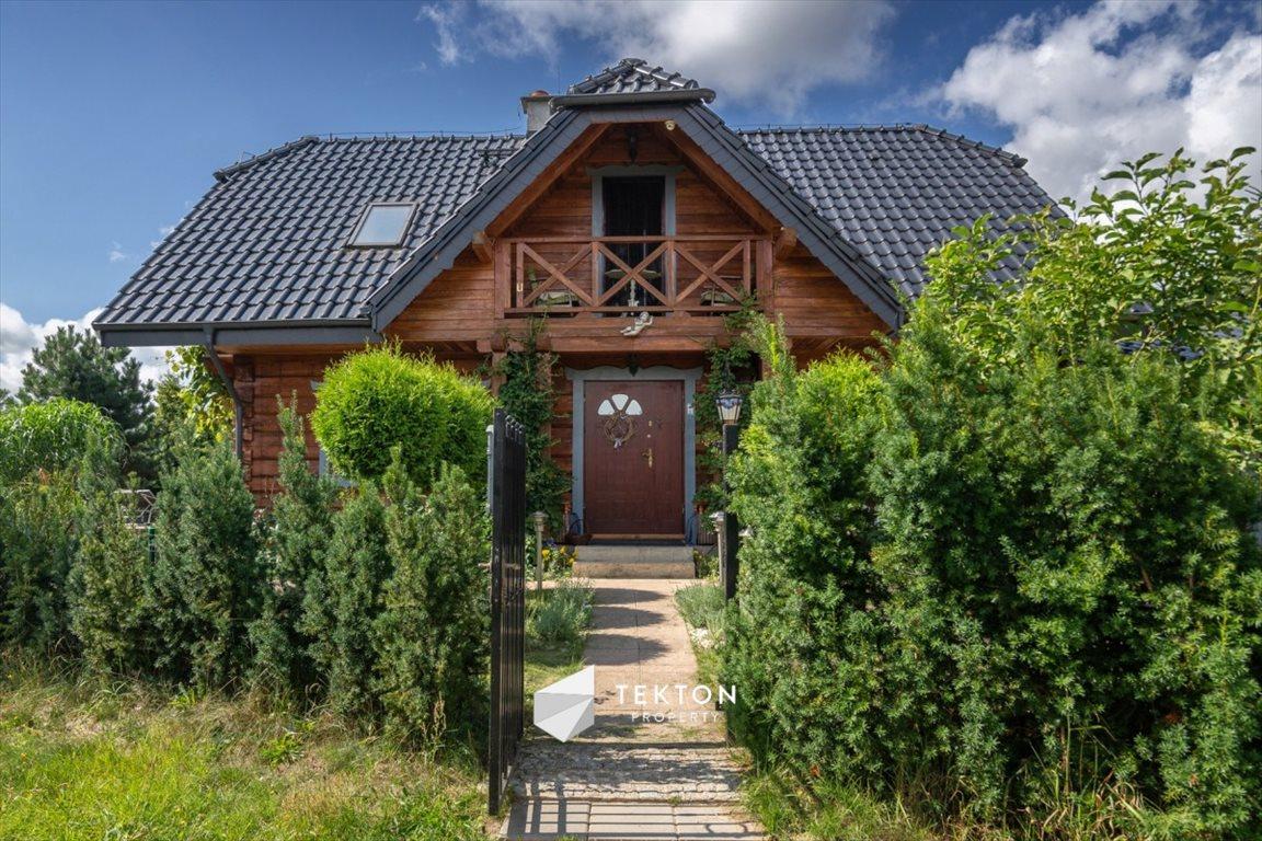 Dom na sprzedaż Mierzeszyn, Brzozowa  122m2 Foto 1