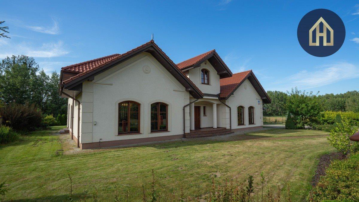 Dom na sprzedaż Adamowizna  283m2 Foto 1