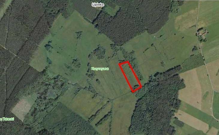 Działka rolna na sprzedaż Regiel  12600m2 Foto 1