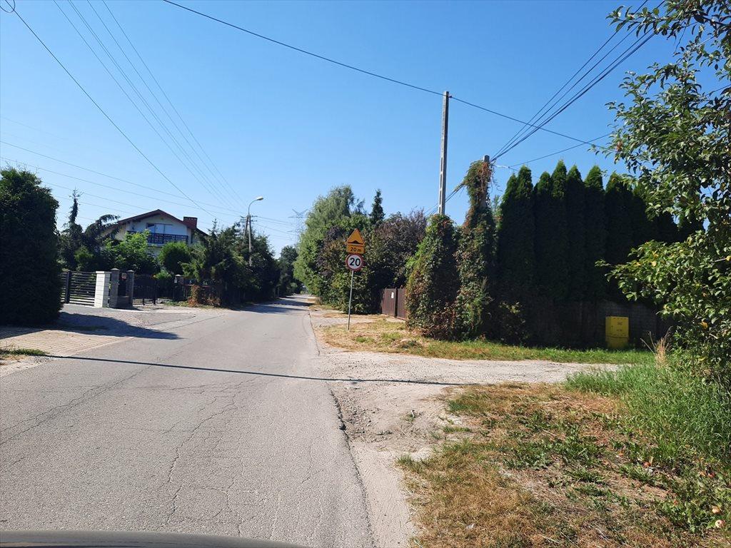 Działka budowlana na sprzedaż Stare Babice, Zielonki Wieś  3500m2 Foto 6