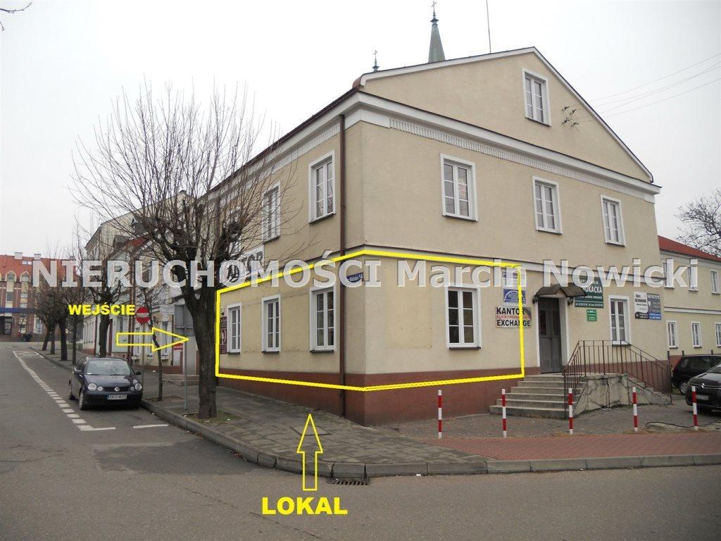 Lokal użytkowy na wynajem Kutno, Plac Wolności  47m2 Foto 1