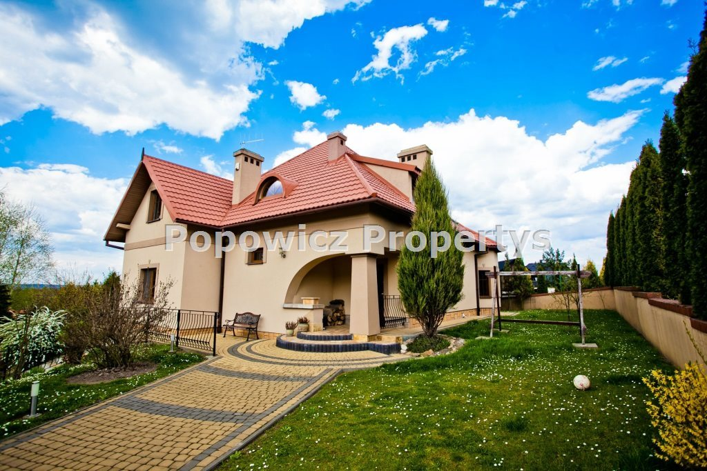 Dom na sprzedaż Dybawka, Leśna  240m2 Foto 2