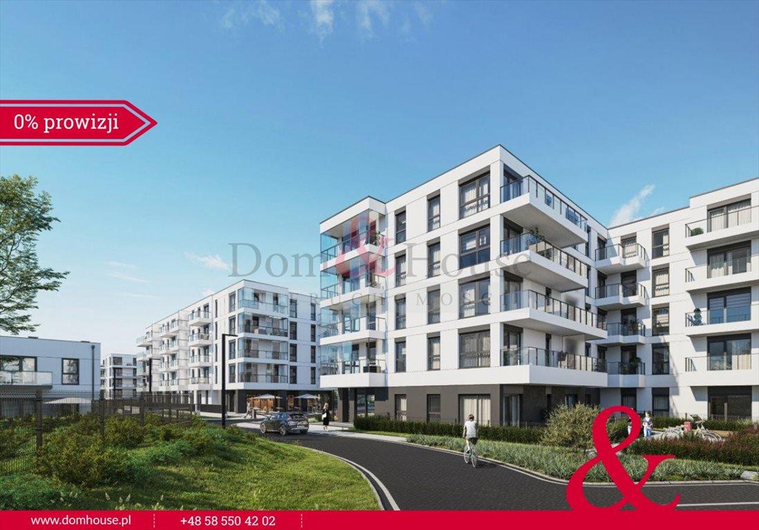 Mieszkanie trzypokojowe na sprzedaż Gdańsk, Morena, Kraśnięta  65m2 Foto 4