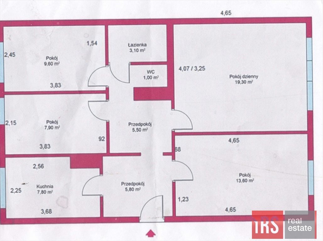Mieszkanie czteropokojowe  na sprzedaż Warszawa, Praga-Południe Gocław, Władysława Umińskiego  74m2 Foto 11