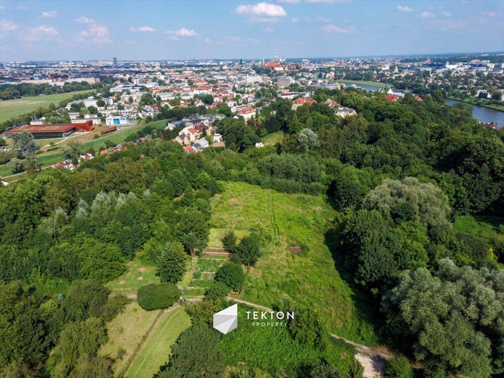 Działka leśna na sprzedaż Kraków, Salwator, Panoramiczna  4100m2 Foto 1
