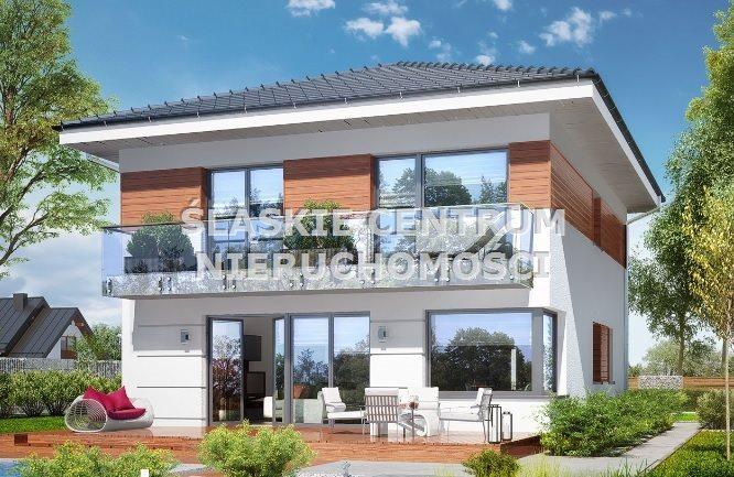 Dom na sprzedaż Mikołów, Kamionka, Jagodowa  160m2 Foto 1