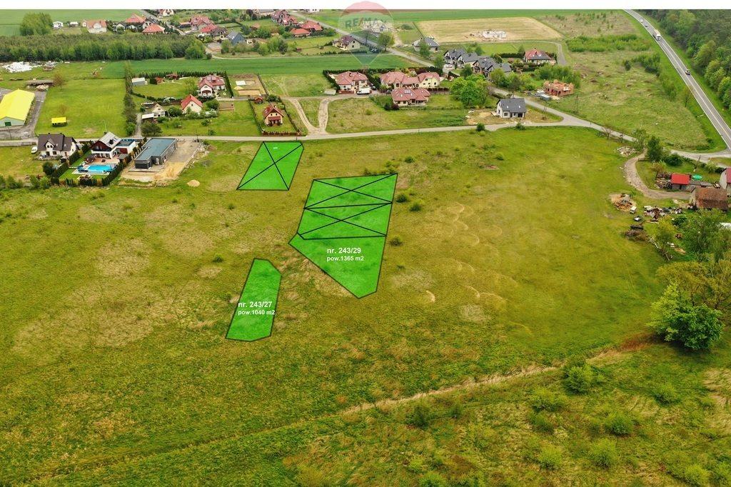 Działka budowlana na sprzedaż Sokołowice  1040m2 Foto 10