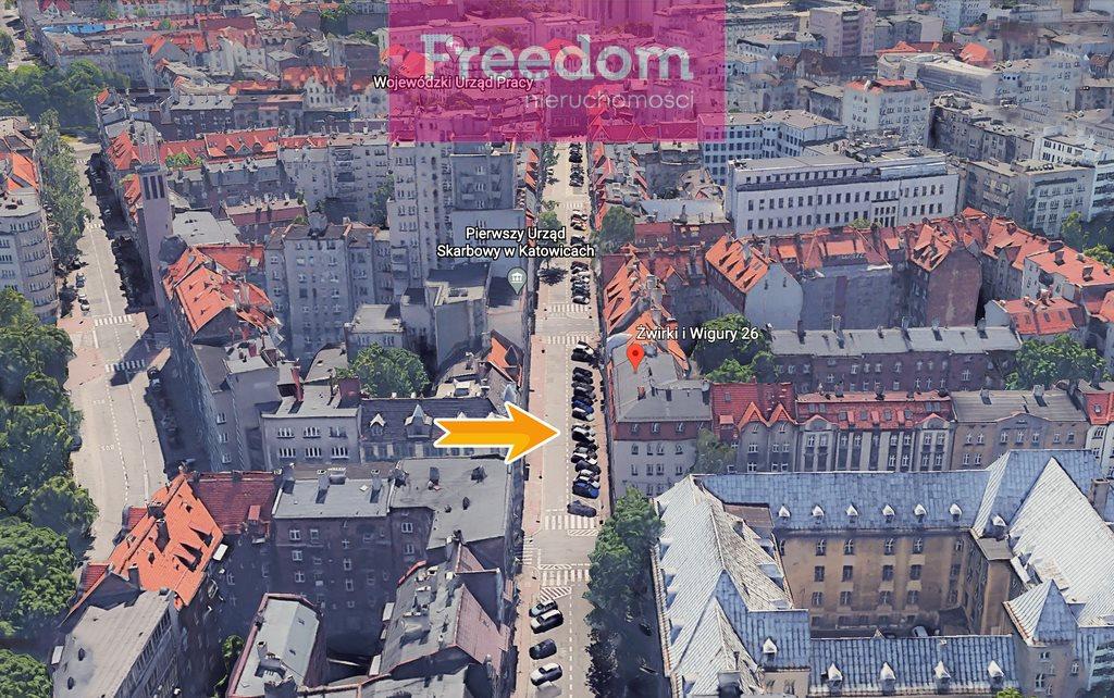 Lokal użytkowy na sprzedaż Katowice, Śródmieście, Żwirki i Wigury  165m2 Foto 4