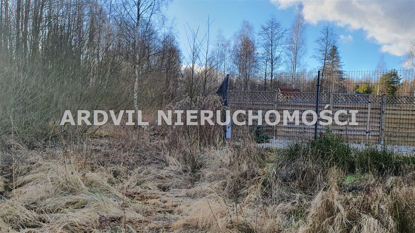 Działka budowlana na sprzedaż Grabówka, Grabówka, Liliowa  1101m2 Foto 1