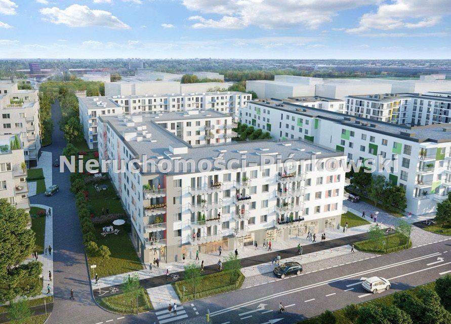 Mieszkanie dwupokojowe na sprzedaż Warszawa, Mokotów, Służewiec, Kłobucka  46m2 Foto 2