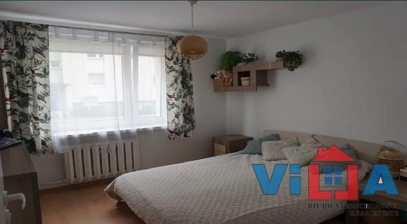 Mieszkanie trzypokojowe na sprzedaż Zielona Góra, os. Zacisze  60m2 Foto 2
