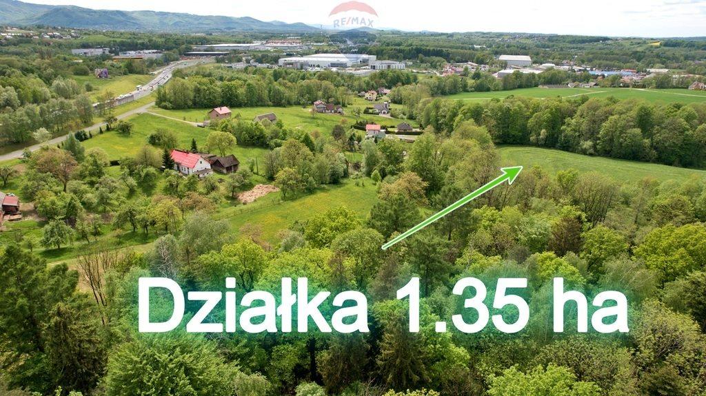 Działka rolna na sprzedaż Mazańcowice  14396m2 Foto 1