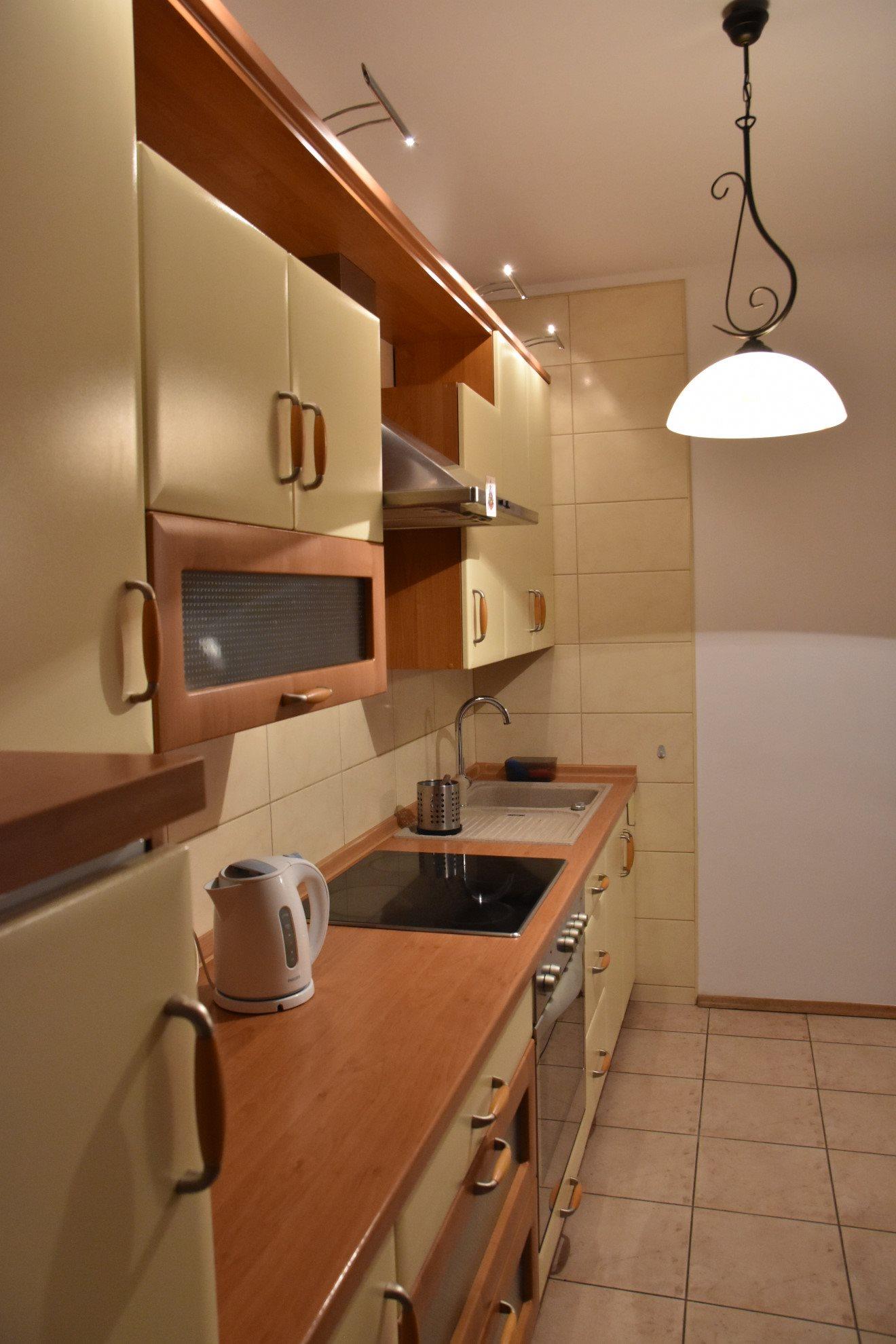 Mieszkanie dwupokojowe na wynajem Warszawa, Ursynów, Stryjeńskich  51m2 Foto 4