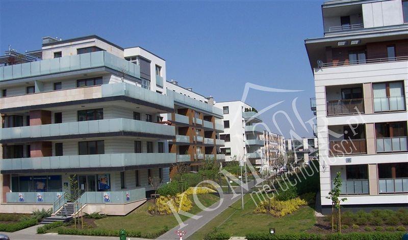 Mieszkanie dwupokojowe na wynajem Warszawa, Wilanów, Sarmacka  60m2 Foto 12