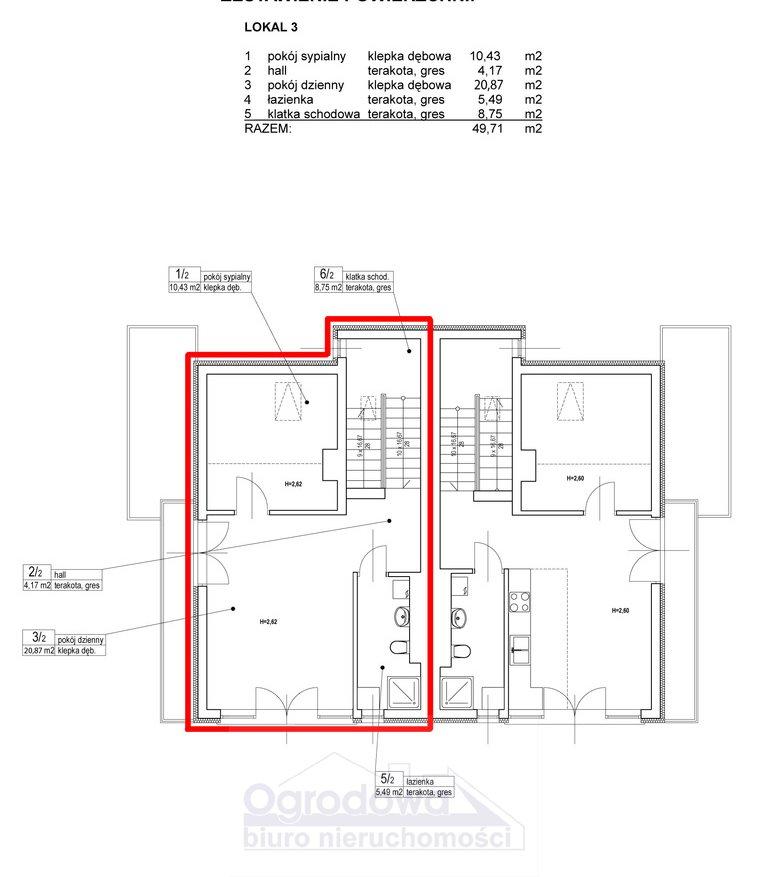 Mieszkanie czteropokojowe  na wynajem Warszawa, Wesoła, Stara Miłosna, Mazowiecka (1)  100m2 Foto 9