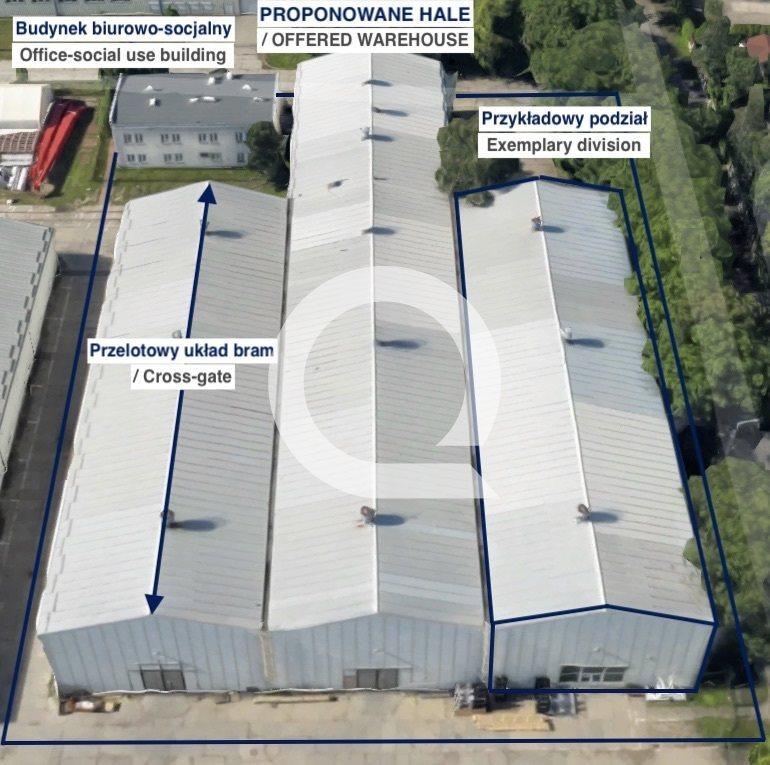 Magazyn na sprzedaż Gdańsk  10017m2 Foto 3