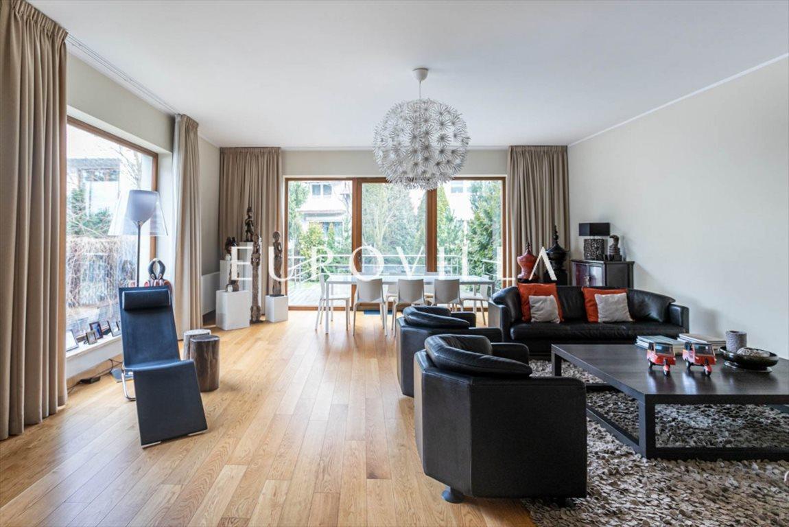 Luksusowy dom na sprzedaż Warszawa, Wilanów, Obornicka  380m2 Foto 2