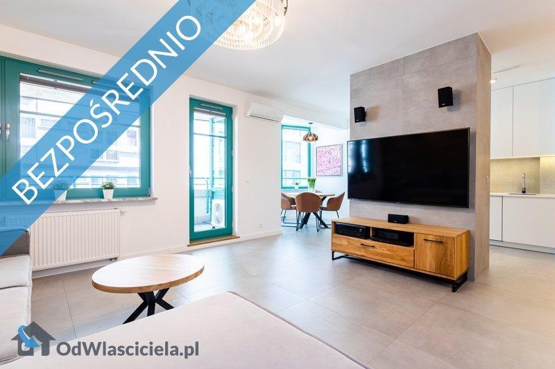 Mieszkanie dwupokojowe na sprzedaż Warszawa, Środmieście, Grzybowska  72m2 Foto 4
