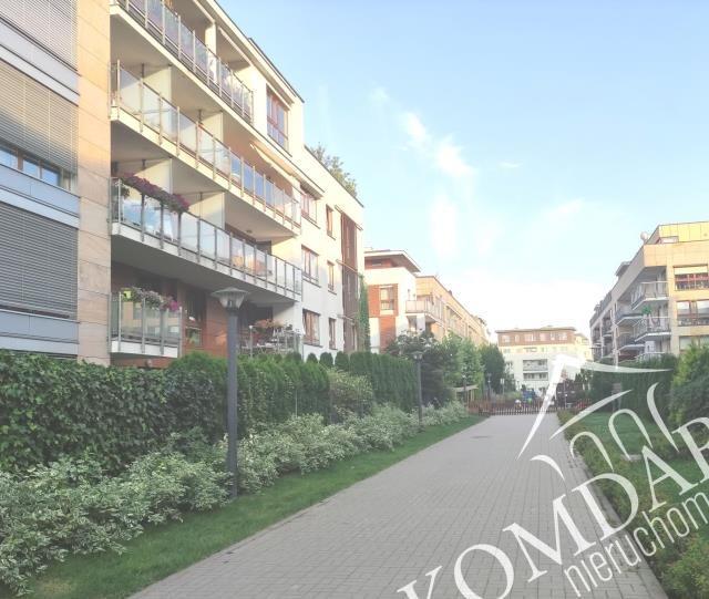 Mieszkanie dwupokojowe na sprzedaż Warszawa, Wilanów, Wilanów  53m2 Foto 6