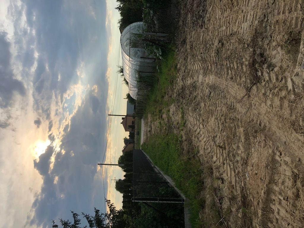 Działka rolna pod dzierżawę Cikowice  921m2 Foto 5