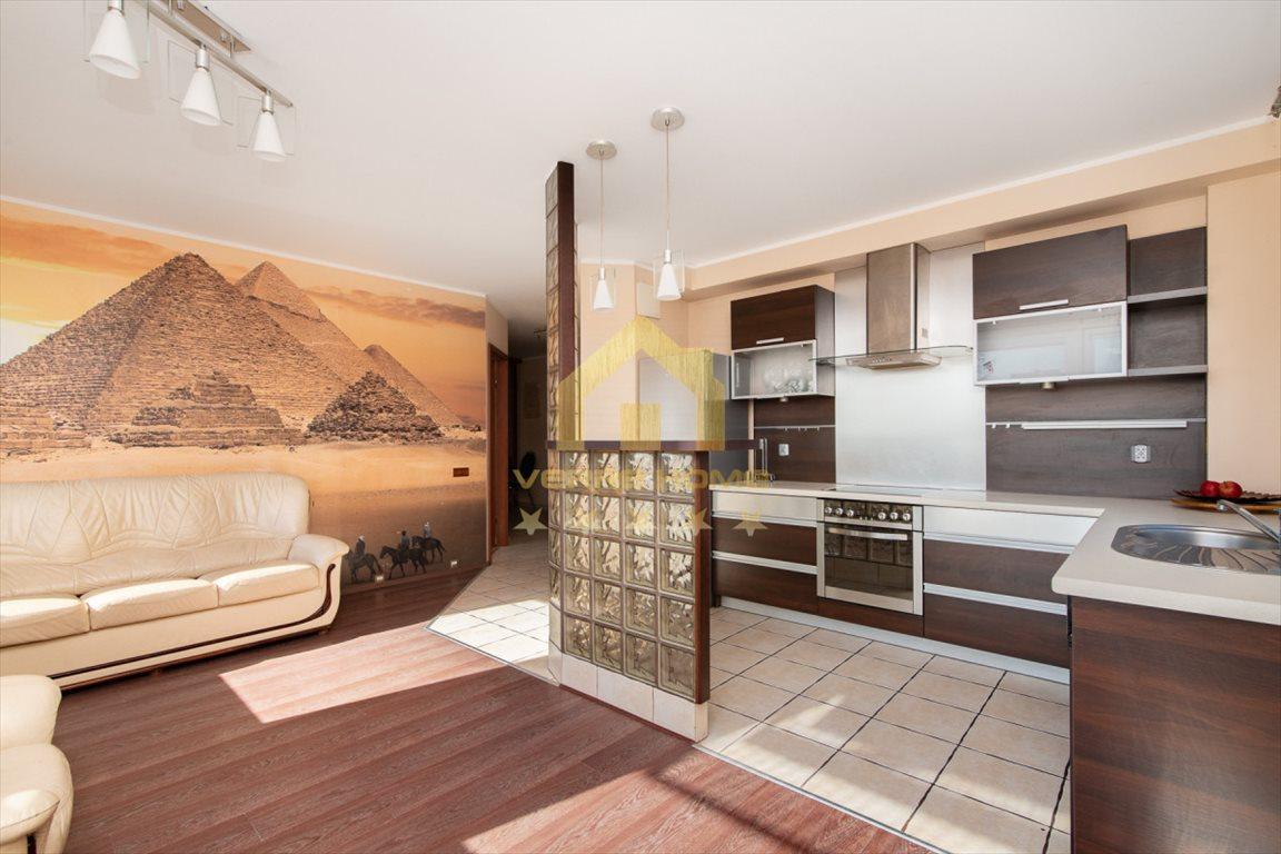 Mieszkanie trzypokojowe na sprzedaż Gdynia, Obłuże, Turkusowa  61m2 Foto 1