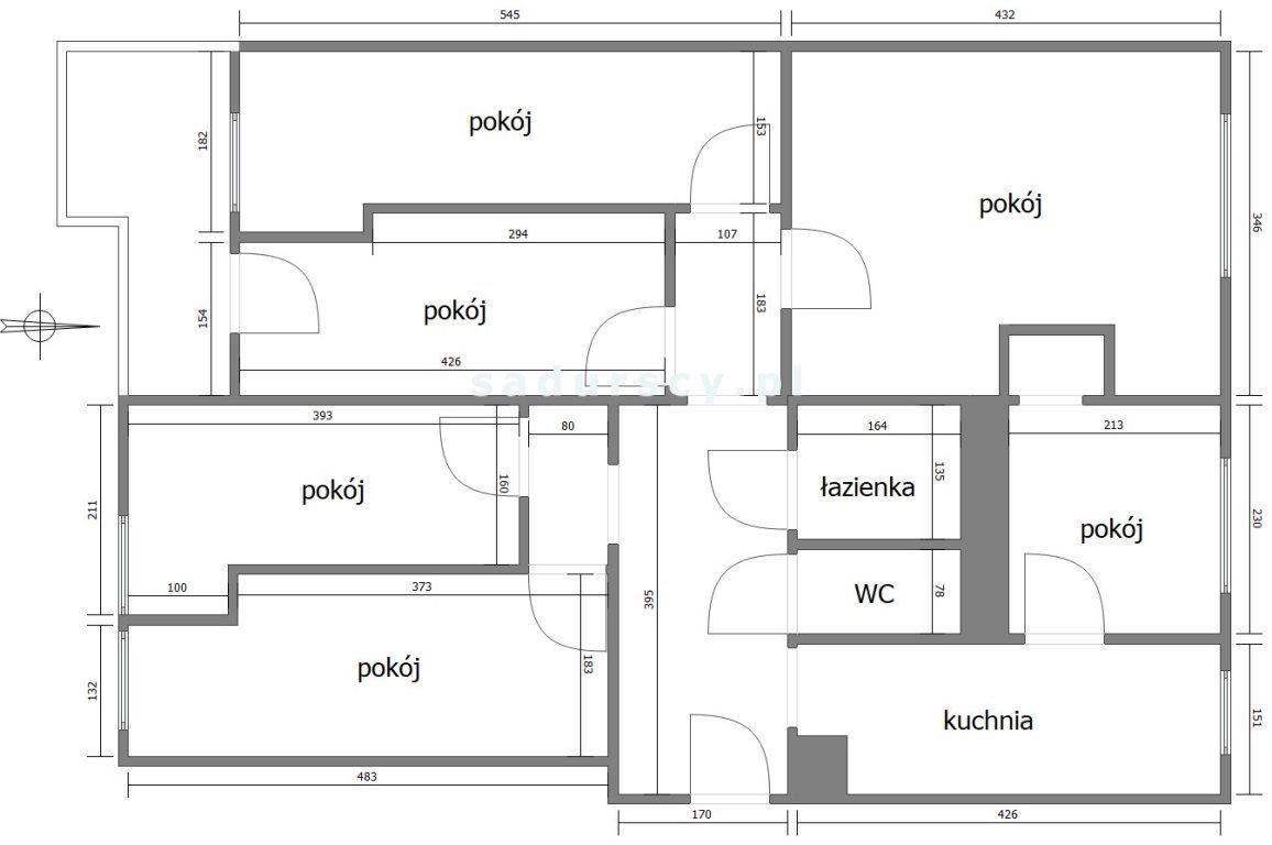 Mieszkanie na sprzedaż Kraków, Prądnik Czerwony, Olsza, Macieja Miechowity  74m2 Foto 4
