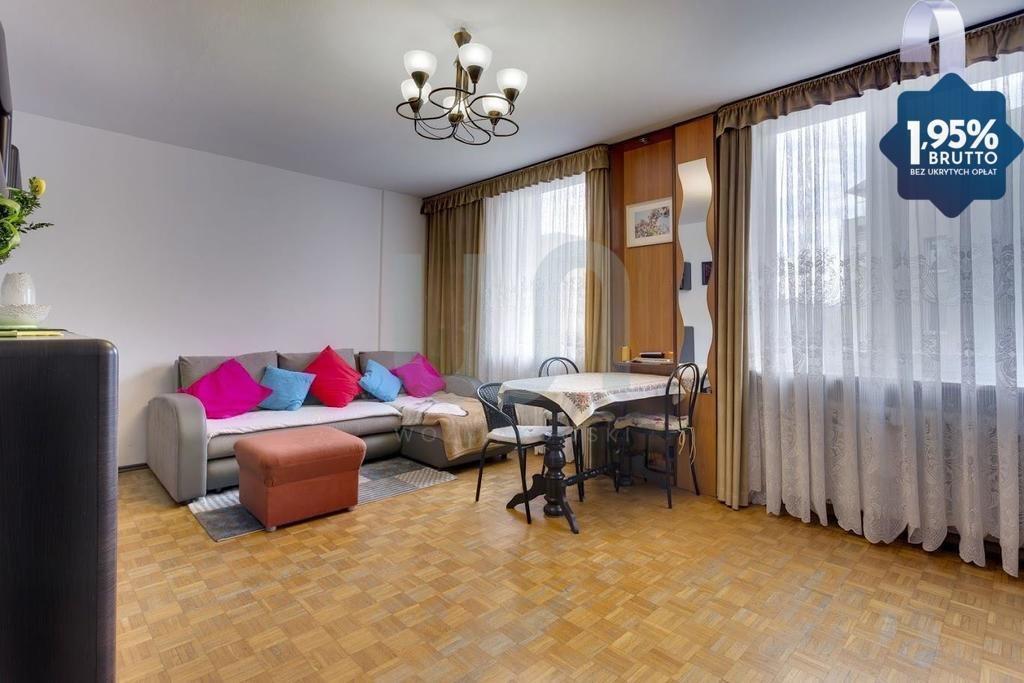 Mieszkanie czteropokojowe  na sprzedaż Warszawa, Praga-Północ, Jagiellońska  93m2 Foto 1