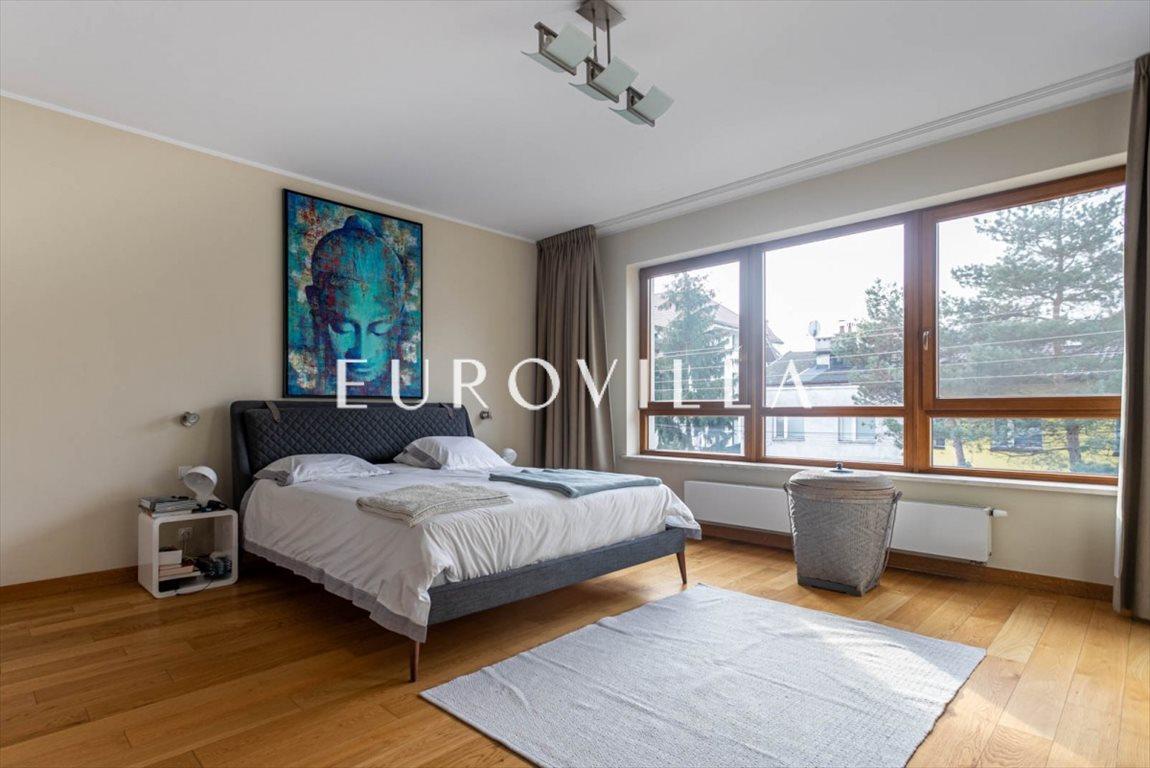 Luksusowy dom na sprzedaż Warszawa, Wilanów, Obornicka  380m2 Foto 11